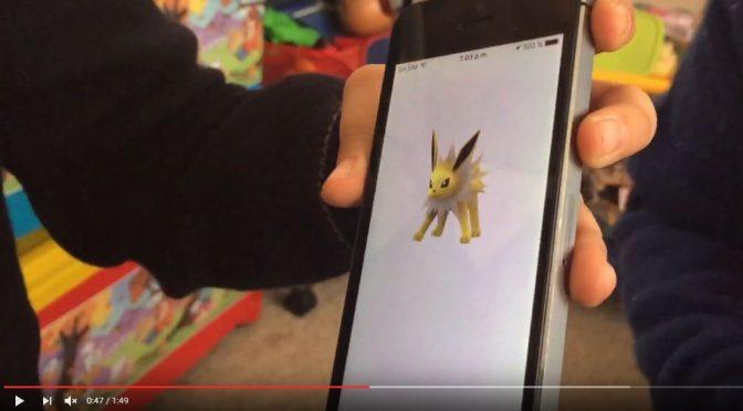Evoluciones de Eevee – PokemonGo