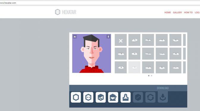 Hexatar: Avatares vectorizados