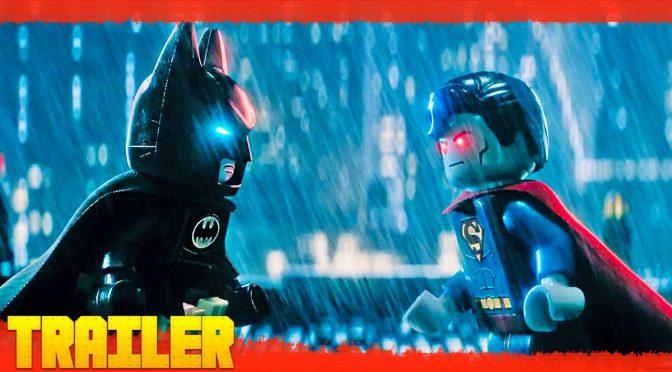 Trailer + Reseña – Lego Batman: La Pelicula