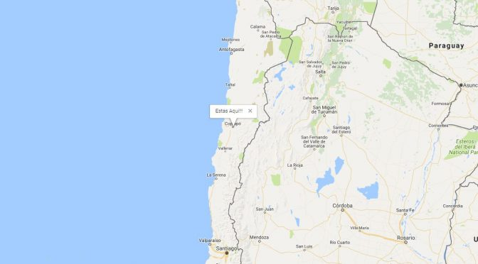 Mostrar GeoLocalización – Google Maps API (JavaScript)